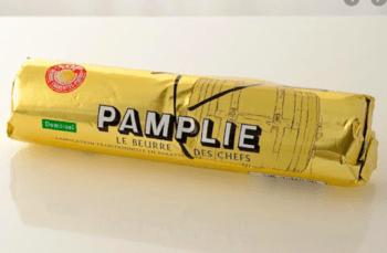 Beurre en rouleau Pamplie 1/2 sel