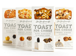 Crackers Toast for Cheeses - Dates