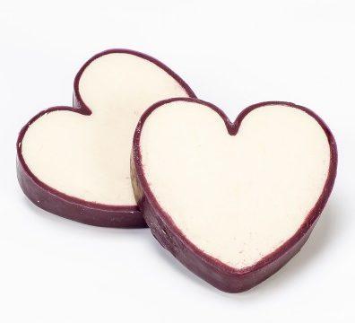Coeur de Cheddar