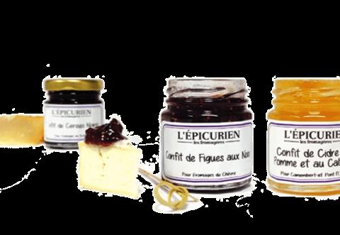 Confit pour fromage l'Epicurien