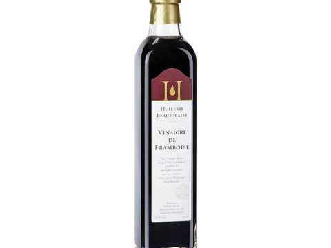 Vinaigre de framboise - Huilerie Beaujolaise